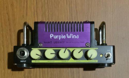Purple wind 正面画像