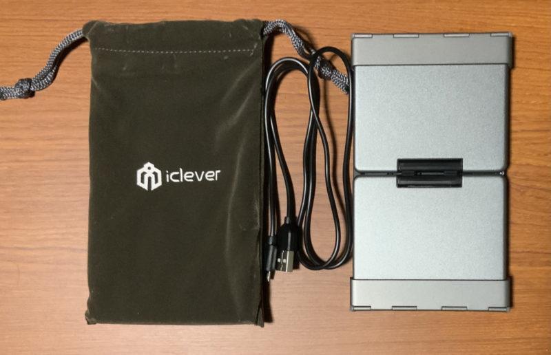 iclever IC-BK08の内容物