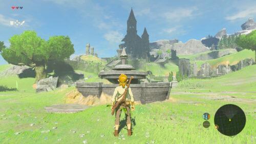 BotWの時の神殿